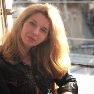 Рисунок профиля (Masha Stepanova)